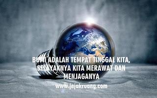 selamatkan bumi