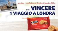 Logo Con Mc Vitie's e Lidl puoi vincere un viaggio a Londra per 2 persone