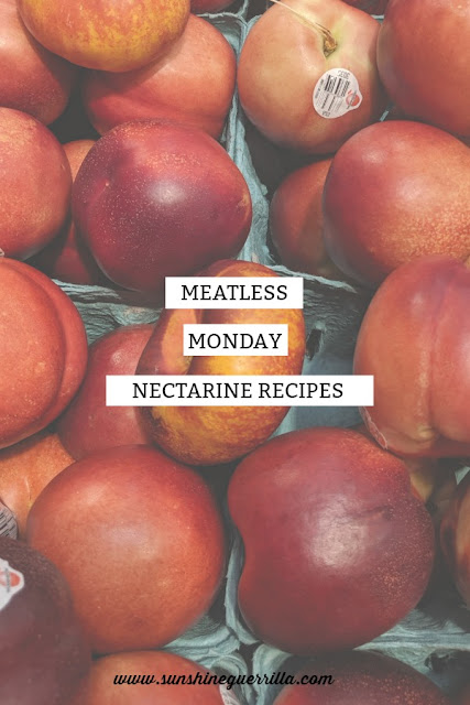 Vegetarian Recipes with Nectarine that even Meat Eaters will Love