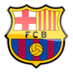 Logo Dream League Soccer 2016 Klub fc barcelona