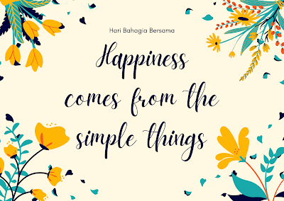 connecting happiness