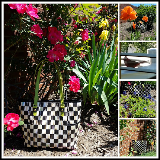 Tales of the Traveling Totes #11: Spring Flings and a Giveaway!