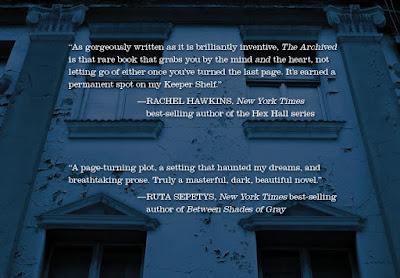 Literatura: Reseña de El Archivo de V.E. Schwab - Ediciones Minotauro