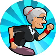 Angry Gran Run v1.68 Mod Apk LATEST