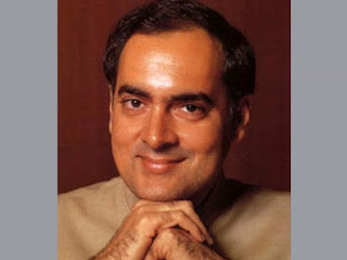 Rajiv Gandhi's 29th Death Aniversary, was assassinated in a LTTE Bomb Attack on 21st May 1991