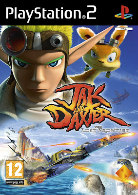 Jak and Daxter: The Lost Frontier (PS2) 2009