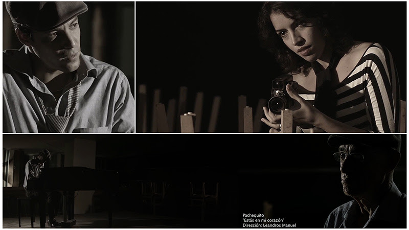 Pachequito (Jorge Luis Pacheco Campos) - ¨Estás en mi corazón¨ - Videoclip - Dirección: Leandros Manuel. Portal Del Vídeo Clip Cubano - 01