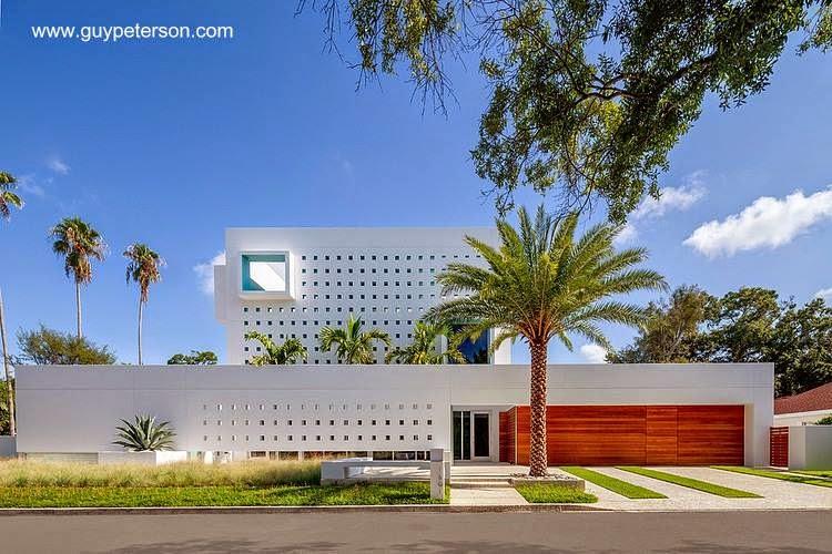 Casa residencial contemporánea en Downtown de Sarasota, Florida