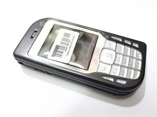 Casing Nokia 6670 Jadul New Fullset Plus Keypad Tulang Tombol On Off