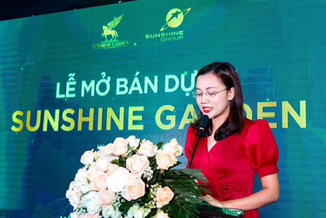 Lễ mở bán Sunshine Garden
