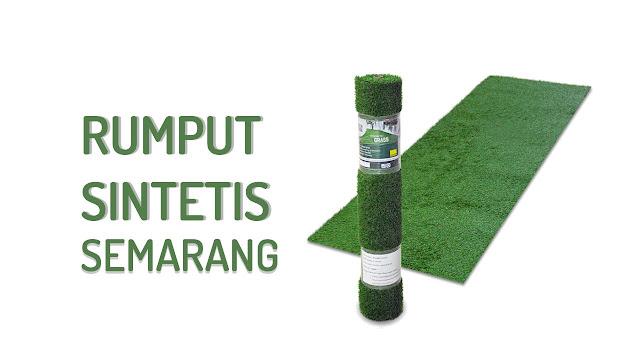 Jual Rumput Sintetis Semarang