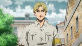 進撃の巨人アニメ第4期   ジーク・イェーガー幼少期   Attack on Titan The Final Season   Zeke Jager   Hello Anime !
