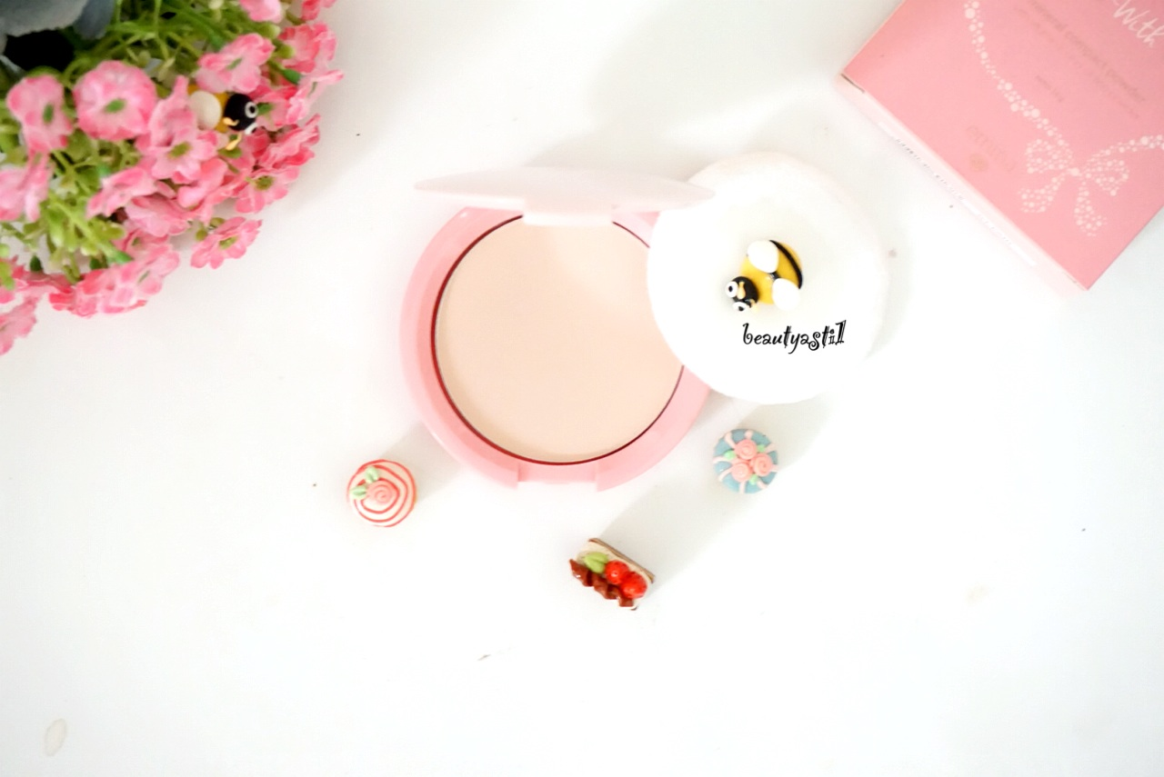 Emina Bare With Me Mineral Compact Powder 01 Fair Daftar Update Loose