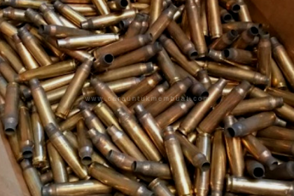 10 Aksesoris Yang Dibuat Dari Selongsong Peluru Bekas