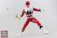 Lightning Collection Lost Galaxy Red Ranger 35