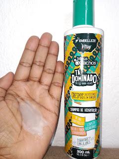 Shampoo tá dominado @meuscachos novex
