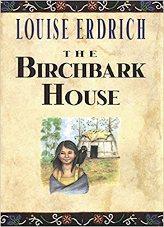 Cover of the book The Birchbark House by Louise Erdrich