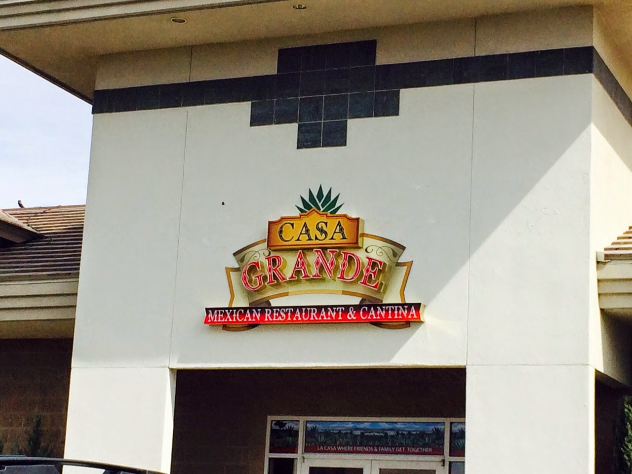 Casa Grande Mexican Restaurant Lunch On March 14 2017 4 Star Rating Yelp
