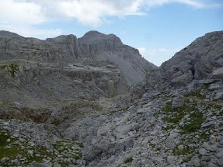 Pic d'Anie (2.507 m), desde el Col des Ourtets