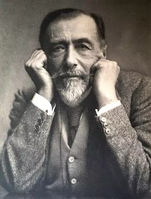 Conrad brought to the English novel a fine objectivity; he had observed men and lite closely, especially men under adverse conditions, the men in the grip of elemental fear.
