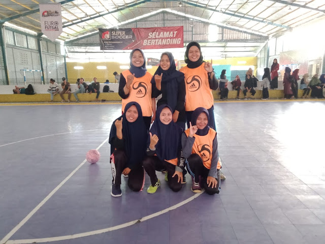 Tim Futsal Puteri IQTAF