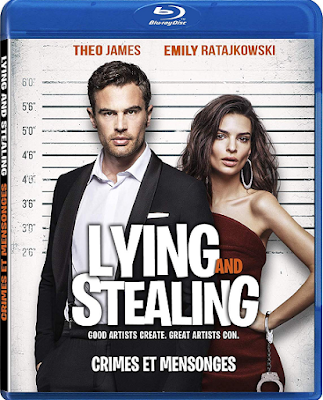 Lying and Stealing [2019] [BD25] [Latino]