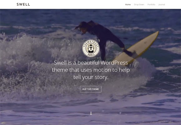 10 amazing WordPress themes