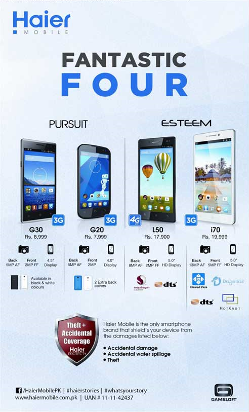 Haier Mobile Phones
