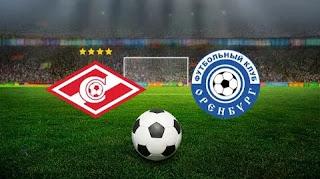Спартак М – Оренбург  смотреть онлайн бесплатно 29 сентября 2019 прямая трансляция в 16:30 МСК.