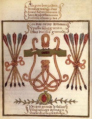 falangistas, reyes católicos
