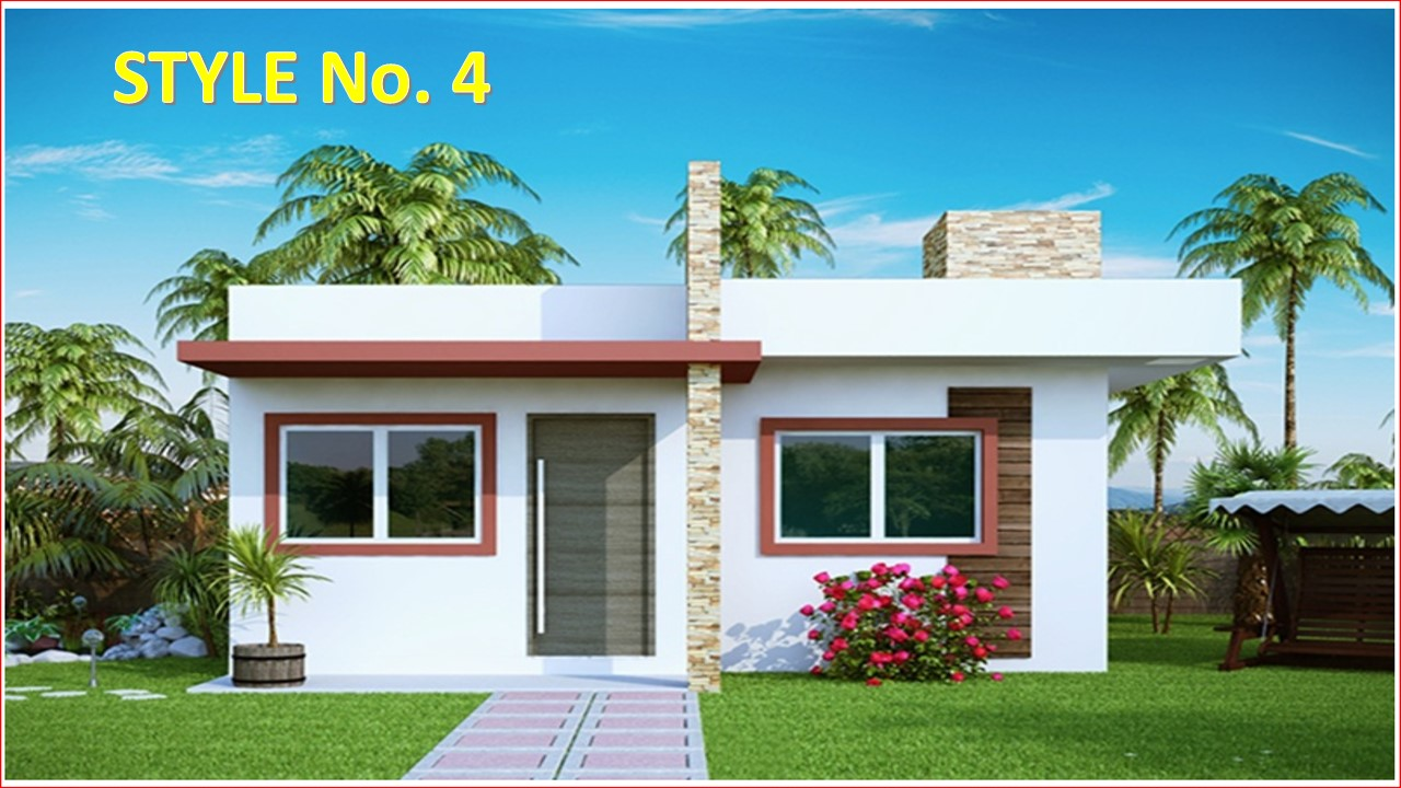 50sqm To 70 Sqm Small House With Floor Plans And Lay Out