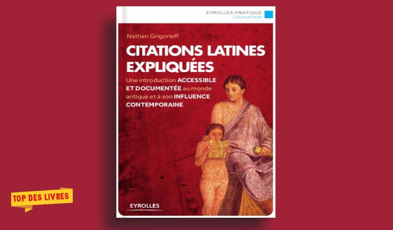 Télécharger : Citations latines expliquées en pdf