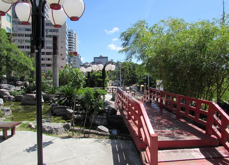 Jardim Japonês, Beira Mar - Fortaleza