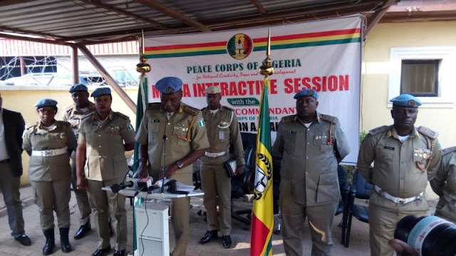 Peace Corps Drags Police, Others To Court, Demands N2bn As Compensation For Unlawful Arrest