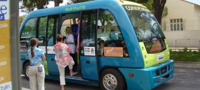 Τα Τρίκαλα, μία από τις 5 Ευρωπαϊκές πόλεις όπου θα κυκλοφορούν λεωφορεία χωρίς οδηγό