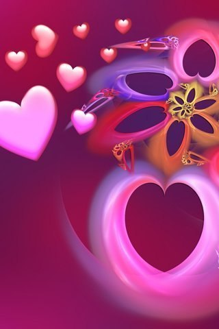 Free Love Mobile Wallpapers - 320x480  Wallpapers ...