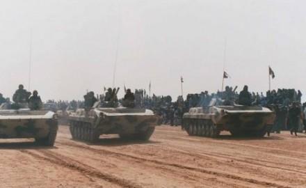 🔴  البلاغ العسكري 112 : وحدات جيش التحرير الصحراوي تستهدف من جديد قوات الإحتلال في خمس قطاعات عسكرية مختلفة.