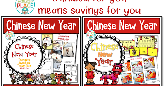 Chinese New Year is almost here