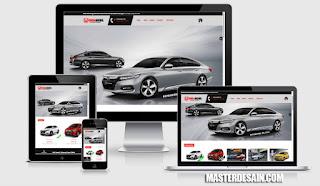 Jasa Desain Website Dealer Mobil Murah di Pekalongan