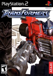 Cheat Transformers Armada PS2