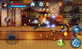 Download Game Fury Fists Fighting 5:Wrestle v2.7 Mod APK