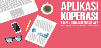 Download Source Code Koperasi Simpan Pinjam Gratis