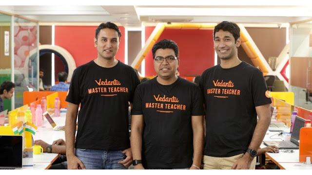 Indian Startup Success Stories vedantu