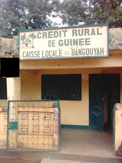 Guinée : Kindia, Assemblée Générale du crédit rural de Bangouya