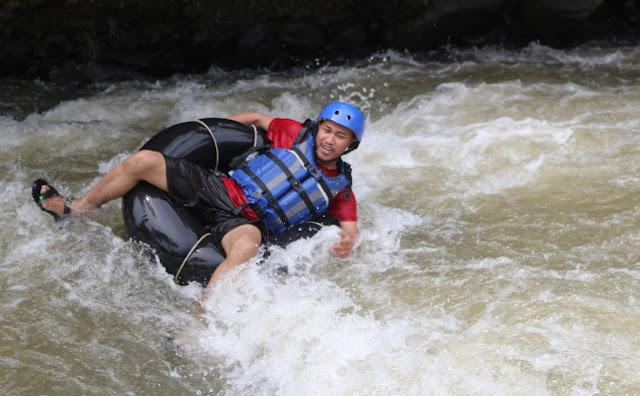 River Tubing Ngaprak Adventure Purwakarta