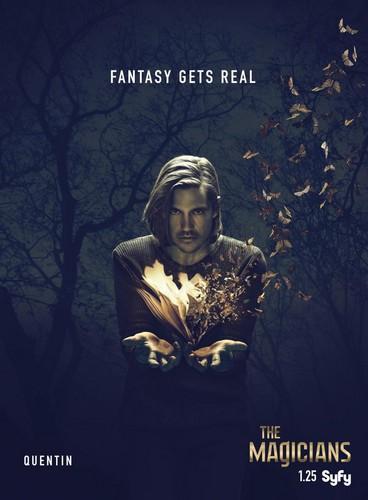 The Magicians série fantastique