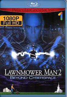 El Hombre del Jardín 2 (Lawnmower man 2 Jobe's War) (1996) [1080p BRrip] [Latino] [LaPipiotaHD]