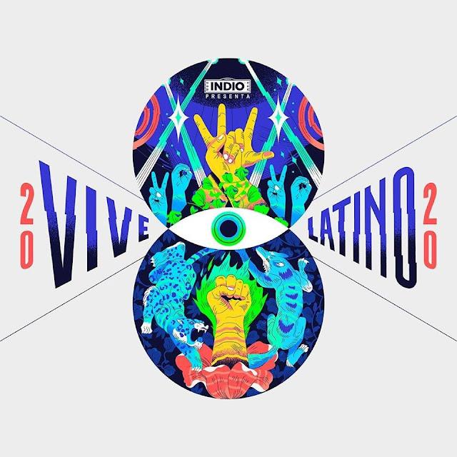 Horarios Vive Latino 2020