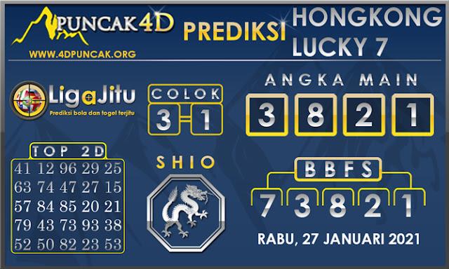 PREDIKSI TOGEL HONGKONG PUNCAK4D 27 JANUARI 2021