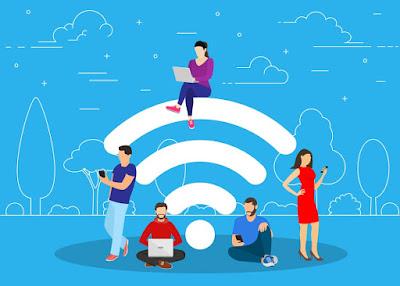 Cara Mendapatkan Password  Sandi Wifi Di Sekitar Kita No Root 100% Work